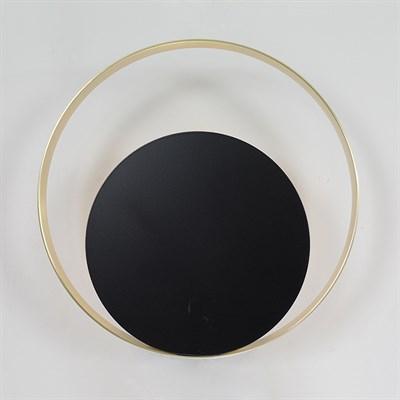 Дизайнерский настенный светильник в виде кольца TINT - фото 10616
