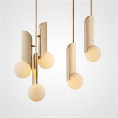 Минималистский дизайнерский светильник - фото 8563