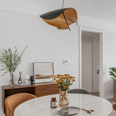 Дизайнерский подвесной светильник в стиле постмодерн - фото 9602