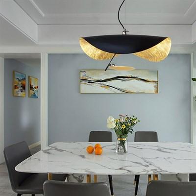 Дизайнерский подвесной светильник в стиле постмодерн - фото 9604