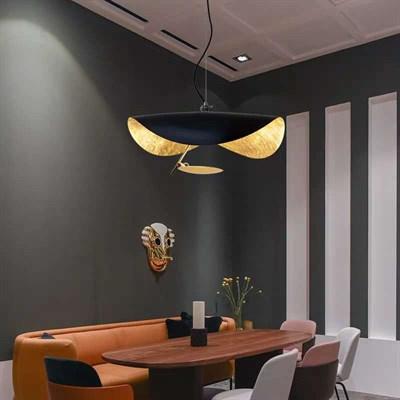 Дизайнерский подвесной светильник в стиле постмодерн - фото 9607