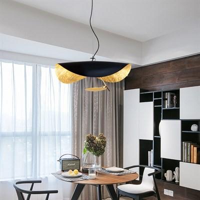 Дизайнерский подвесной светильник в стиле постмодерн - фото 9608