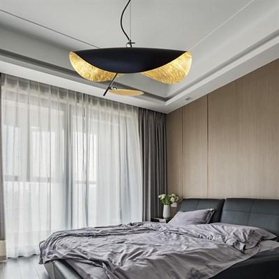 Дизайнерский подвесной светильник в стиле постмодерн - фото 9614