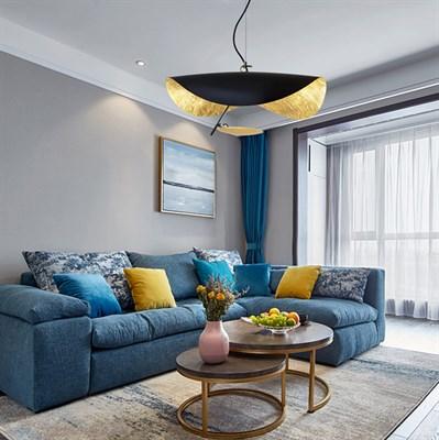Дизайнерский подвесной светильник в стиле постмодерн - фото 9615