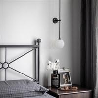 Дизайнерский минималистский настенный светильник LINES 12