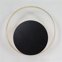 Дизайнерский настенный светильник в виде кольца TINT