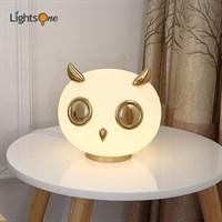 Креативная, прикроватная лампа с изображением животных из мультфильма для комнаты, для спальни