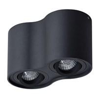 Светильник потолочный Arte Lamp FALCON A5645PL-2BK