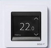 Терморегулятор Devireg Touch Polar White