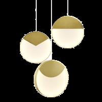 ПОДВЕСНОЙ СВЕТИЛЬНИК MM LAMPADARI MOONLIGHT SUSPENSION LAMP 3 DESIGNED BY MATTEO ZORZENON