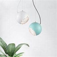 Минималистичный подвесной светильник в скандинавском стиле