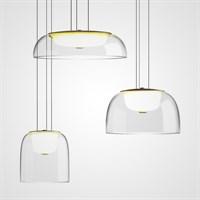 Светодиодный подвесной светильник из стекла