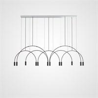 Серия арочных подвесных светильников в стиле постмодерн