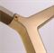 Стильная люстра минималистичной формы - фото 8383